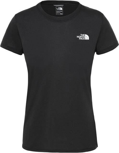 The North Face Reaxion Amp T shirt Damer, tnf black heathertnf white